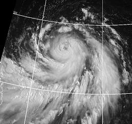 台風発生メカニズム雲